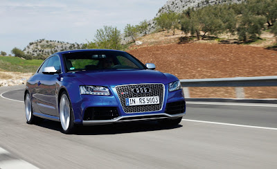 2011 Audi RS5 First Drive