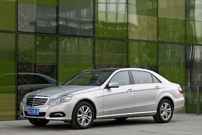 2011 Mercedes-Benz E-Class L Sport Sedan