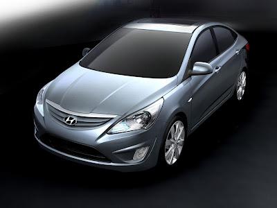 2011 Hyundai Verna-Accent Car Photo