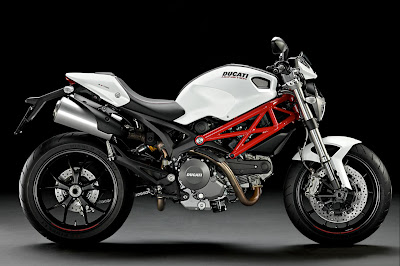 2012 Ducati Monster 796 Motorcycles