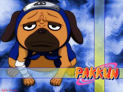 Pakun Naruto Image