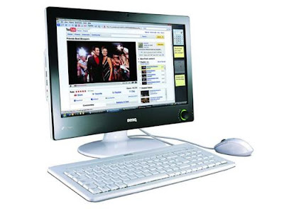 BenQ nScreen i91 all-in-one PC
