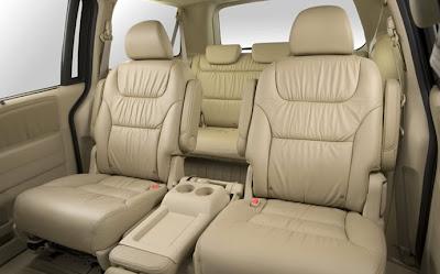 2010 Honda Odyssey Seats
