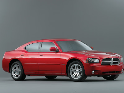 2009 Dodge Charger Wallpaper