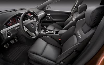2009 Pontiac G8 Interior