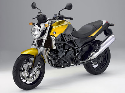 2009 BMW F800R Picture