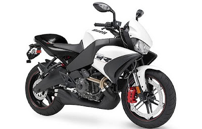 2010 Buell 1125R Motorcycle