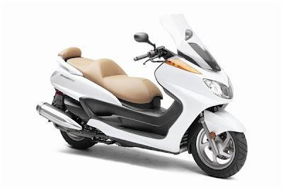 2010 Yamaha Majesty Luxury Scooter