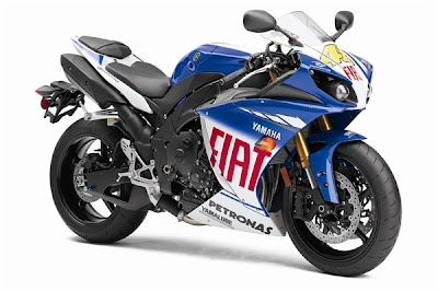 2010 Yamaha YZF-R1 LE Picture