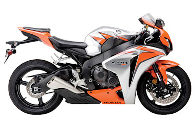 2010 Honda CBR1000RR ABS Sport Bike