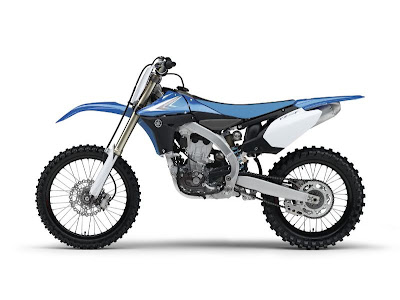 2010 Yamaha YZ450F Picture