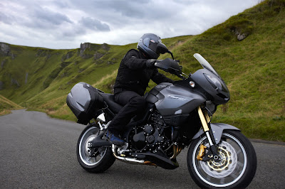 2010 Triumph Tiger Special Edition Sport Touring