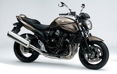 2010 Suzuki Bandit 1250 N Top Picture
