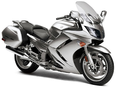 2010 Yamaha FJR1300A Front Side View