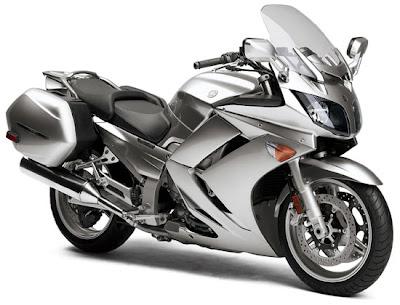 Yamaha FJR1300A 2010 Silver Edition