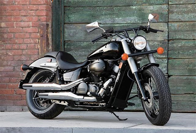 2010 Honda Shadow Phantom Picture