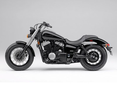 2010 Honda Shadow Phantom Motorcycle