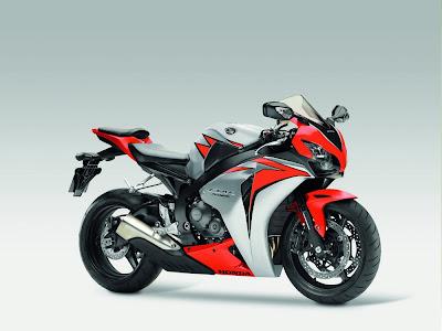 2010 Honda CBR1000RR Fireblade Sport Bike
