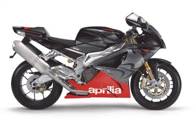 2009 Aprilia RSV 1000 R Black Series