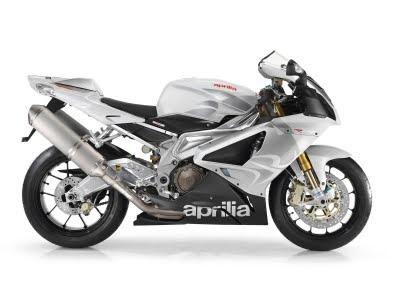 2009 Aprilia RSV 1000 R Sport Bike