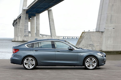 2010 BMW 5-Series Gran Turismo Exotic Car