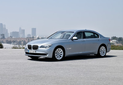 2010 BMW ActiveHybrid 7 Picture