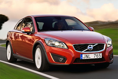 2010 Volvo C30 Car Wallpaper