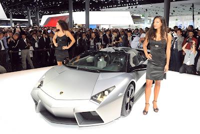 2010 Lamborghini Reventon Roadster Sexy Car