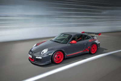 2010 Porsche 911 GT3 RS Car Wallpaper