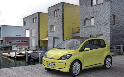 2009 Volkswagen E-Up Concept Picture