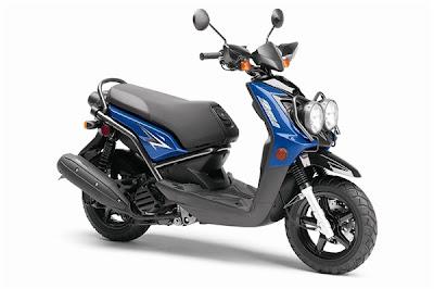 2010 Yamaha Zuma 125 Picture