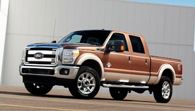 2011 Ford Super Duty Picture