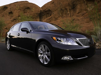2009 Lexus LS 600h L Car Wallpaper
