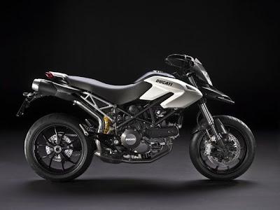 2010 Ducati Hypermotard 796 Sport Bike