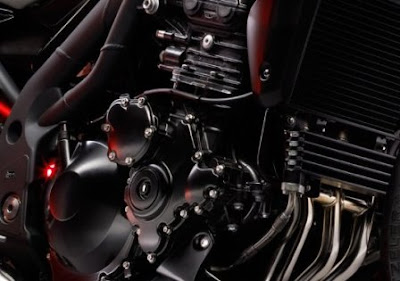 2010 Triumph Speed Triple Best Engine
