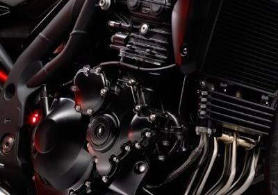 2010 Triumph Speed Triple Best Engine