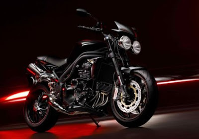 2010 Triumph Speed Triple Limited Edition