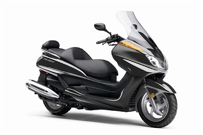 2010 Yamaha Majesty Picture