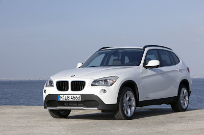 New Automotive Design  2011 BMW X1 Photos