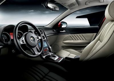 2009 Alfa Romeo Brera Interior