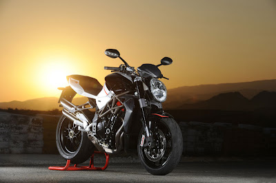 2010 MV Agusta Brutale 1090RR Motorcycle Wallpaper