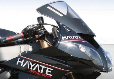 Kawasaki ZX-10R Hayate Replica