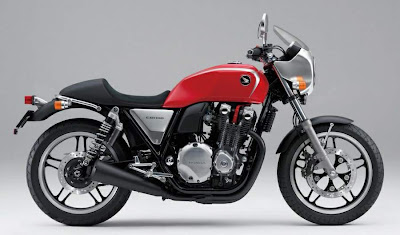 2010 Honda CB1100 Side View