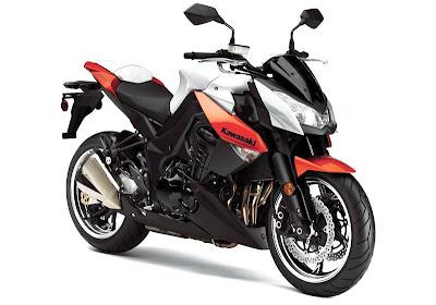 2010 Kawasaki Z1000 First Look