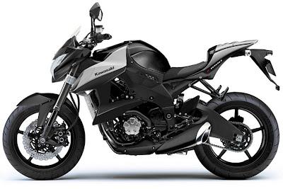2010 Kawasaki Z1000 Motorcycle