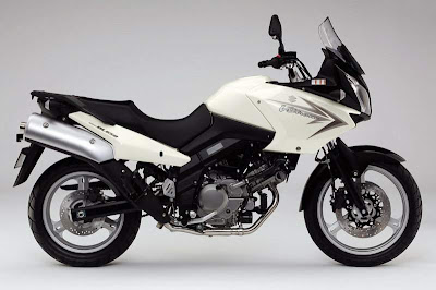 2010 Suzuki DL 650 V-Strom Motorcycle