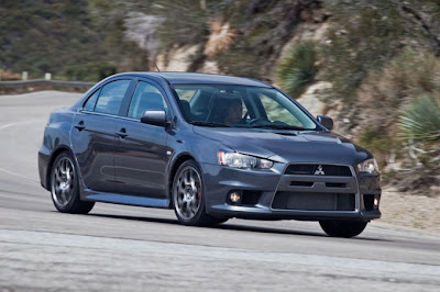 2010 Mitsubishi Evo MR Touring Picture