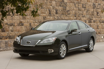2010 Lexus ES 350 Car Picture