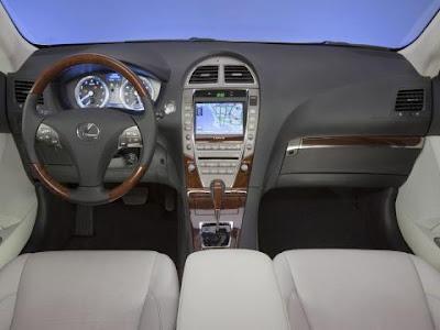 2010 Lexus ES 350 Interior