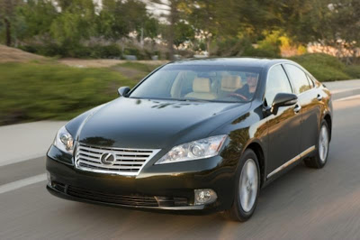 2010 Lexus ES 350 Car Wallpaper